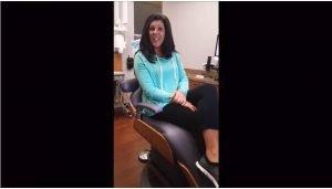 Nikki reviews a recent visit to periodontal associates
